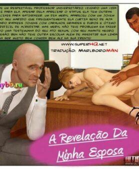 Sexo e traição - Fodeu o aluno e o corno viu tudo