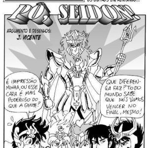 Hentai dos Cavaleiros do Zodíaco - Muito Sexo