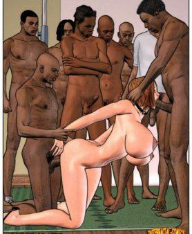 Atriz Pornô do Xvideos Hentai transou com 30 homens