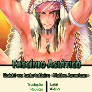 Recompensado pelo índio durante uma transa gay