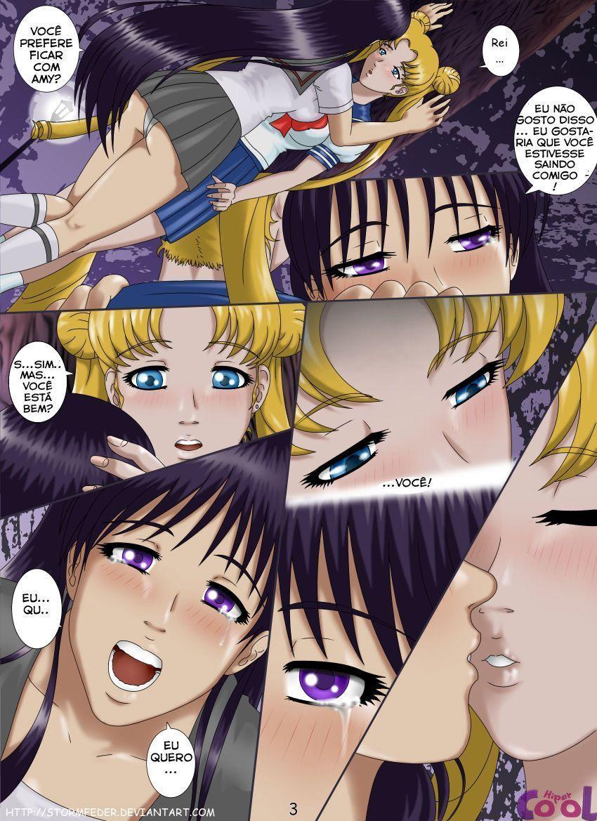Sailor Moon: Uma noite de tentações