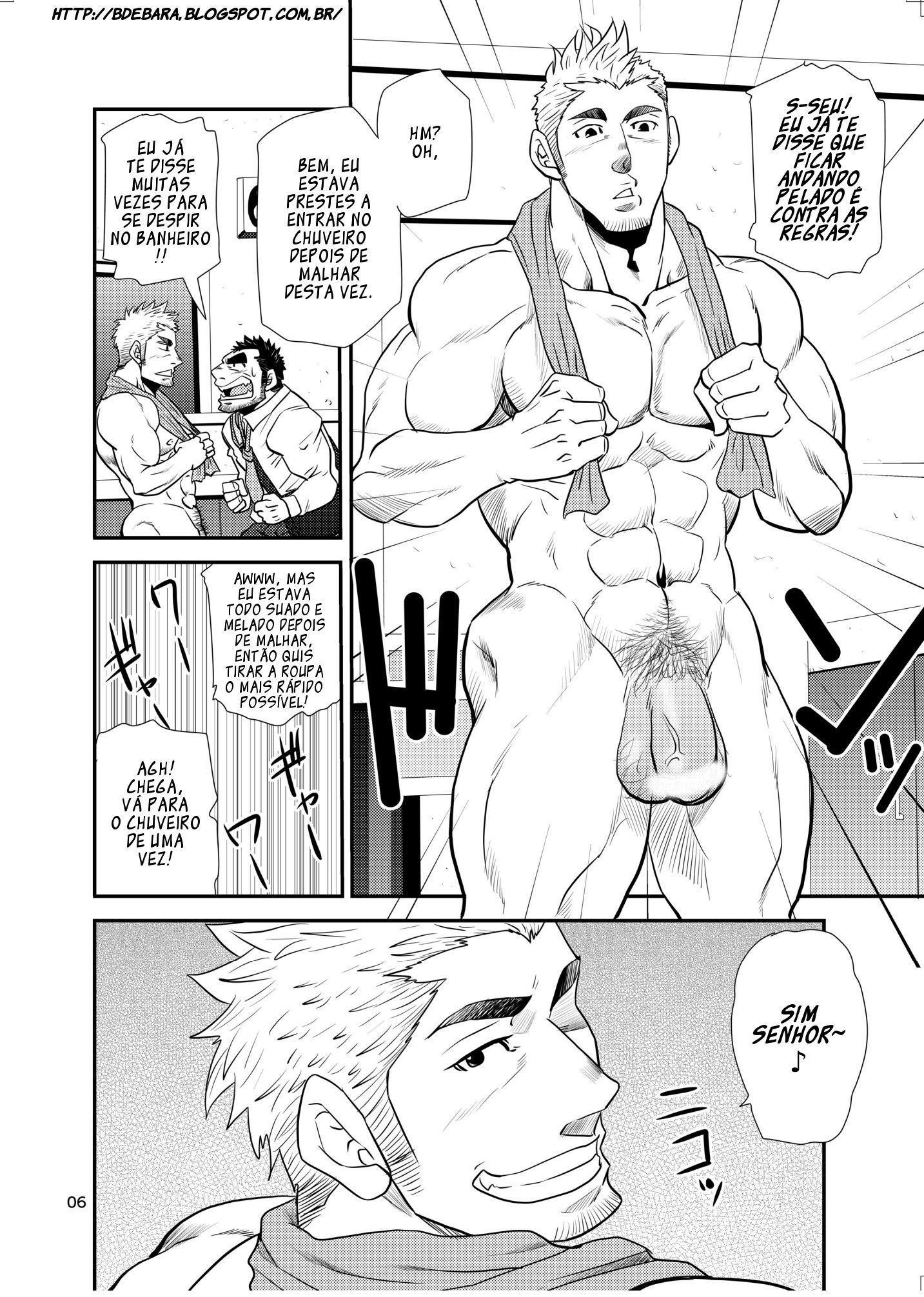 Seduzindo o propio tio em sexo hentai