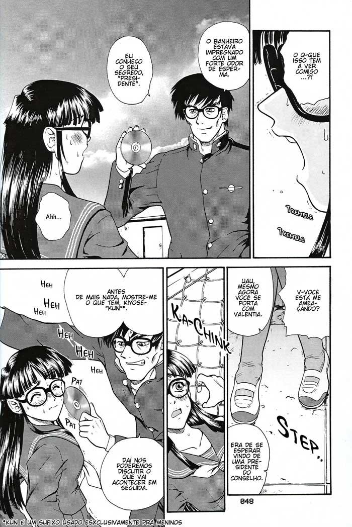 Doce relatório 03 - Futanari hentai