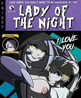 Encontro sexual com a dama da noite