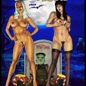 Família monstro incesto comics - porno incesto em hq