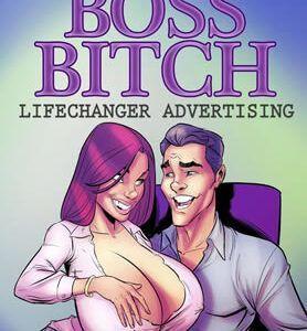 Bitch Boss: A patroa safada