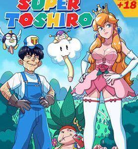 Super Toshiro e a princesa puta