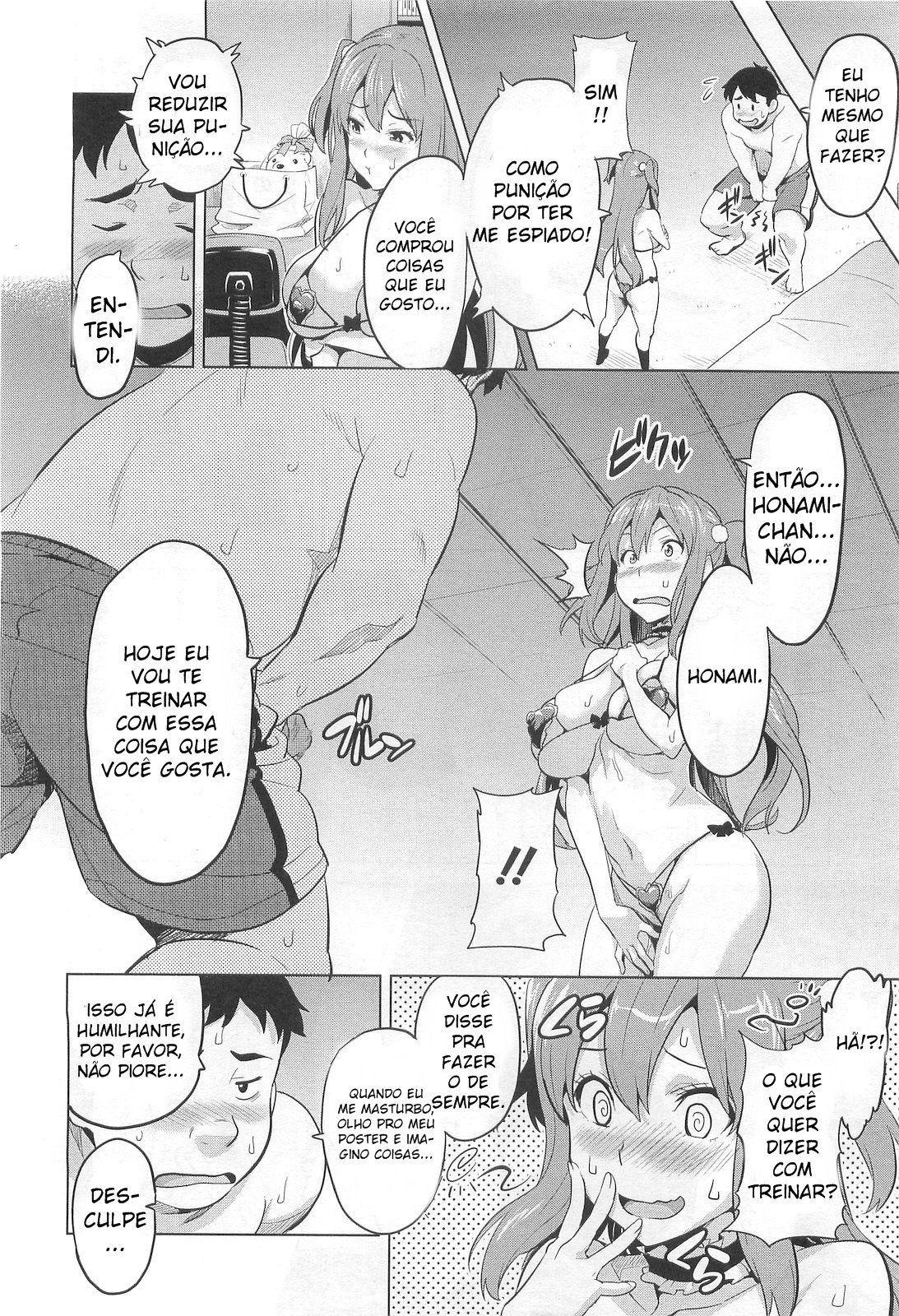Hentaihome Sonho erótico com à Honami 16