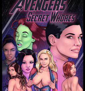 Avengers: Heroínas querendo sexo
