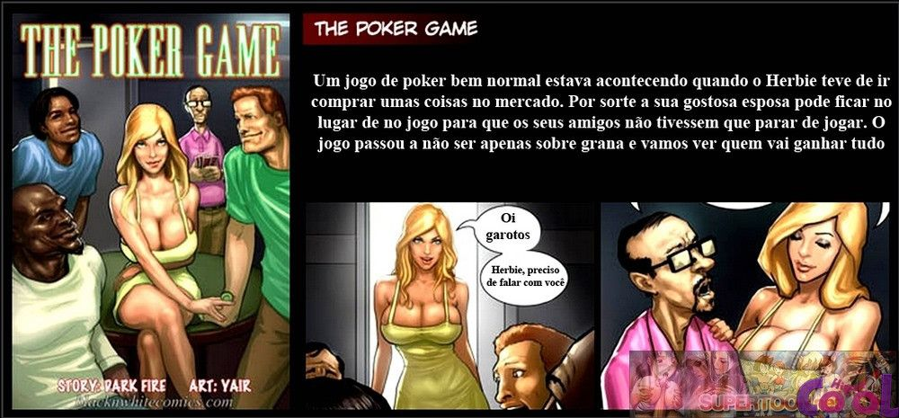 the poker game chapter 01 page 2