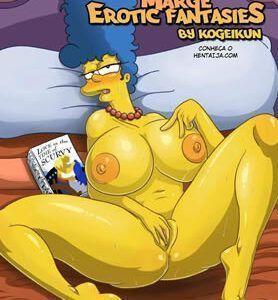 Os desejos sexuais da Marge