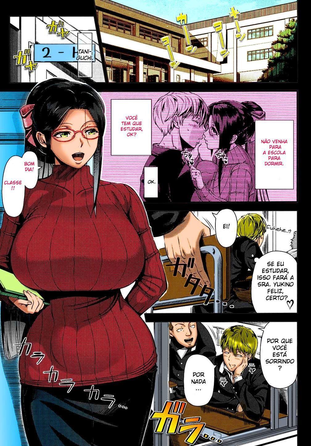 a professora de educacao sexual 3