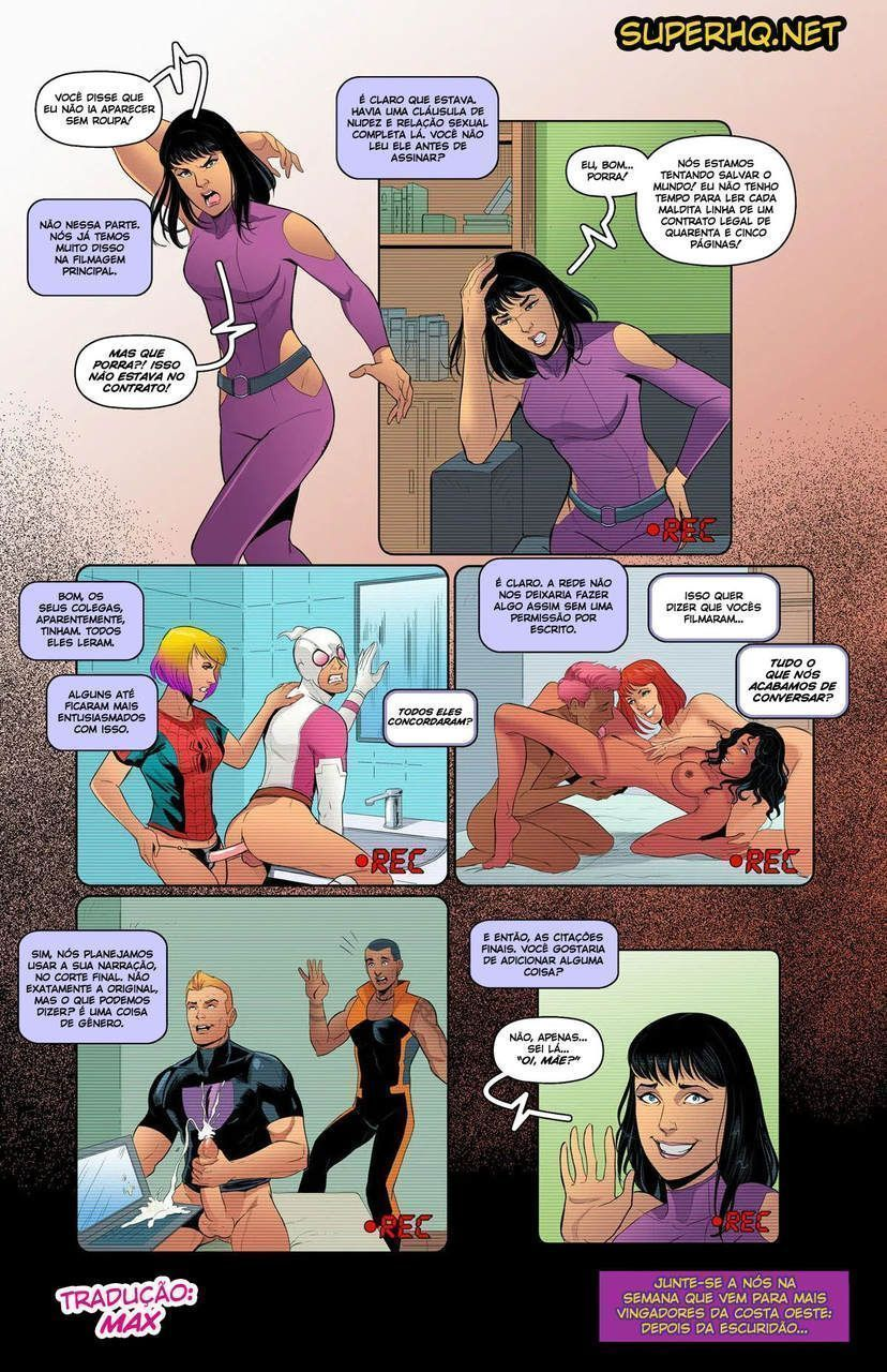 west coast avengers diario sexual 9