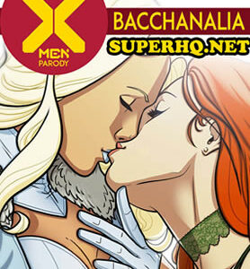 X-Men Pornô: Bachanalia