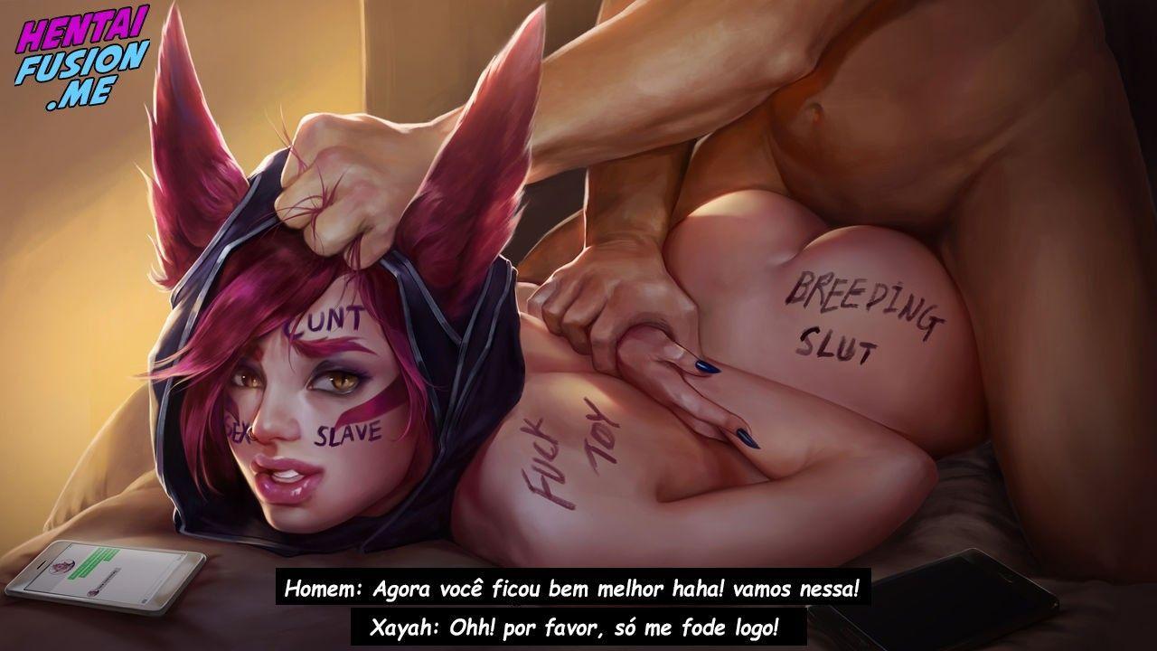 league of legends porno a escrava sexual 38