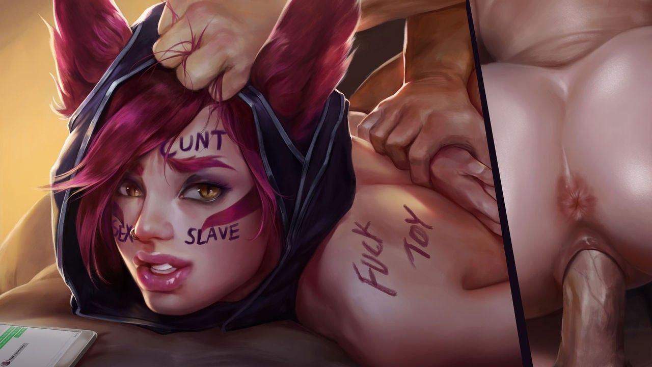 league of legends porno a escrava sexual 39