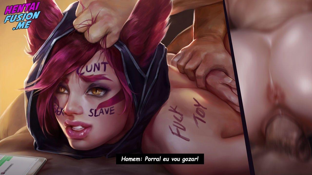 league of legends porno a escrava sexual 42