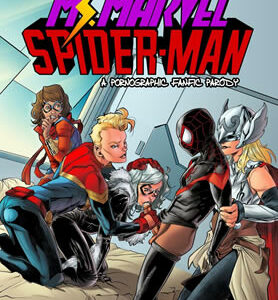 Ms. Marvel fodendo com o Spiderman