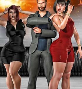 Ultra Secreto 2: A agente futanari