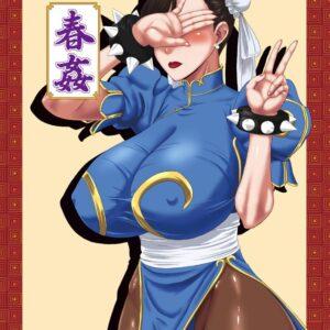 Os peitos da Chun Li