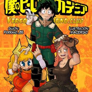 Boku No Hero - Magnetismo animal 2